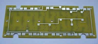 Le pcb rétro-éclairage du panel