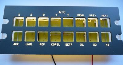 Test du rétro-éclairage