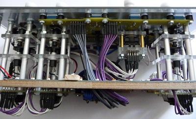 Le FCU équipé de push-pull v2 et v3