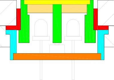 Schéma de principe d'un korry