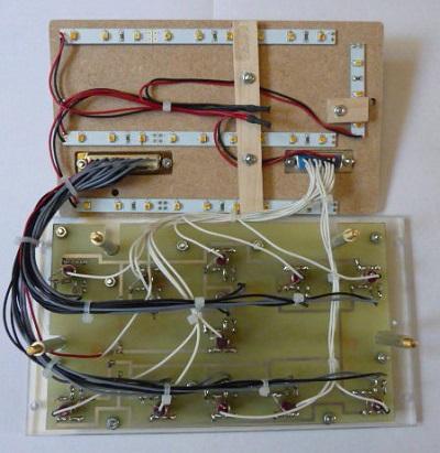Câblage du panel
