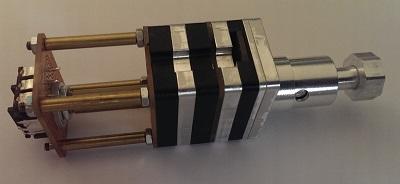 Le push-pull v5 équipé du contacteur rotatif