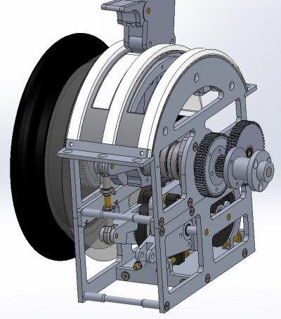Modélisation SW du throttle version 2